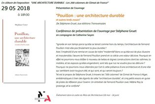 Pouillon, une architecture durable